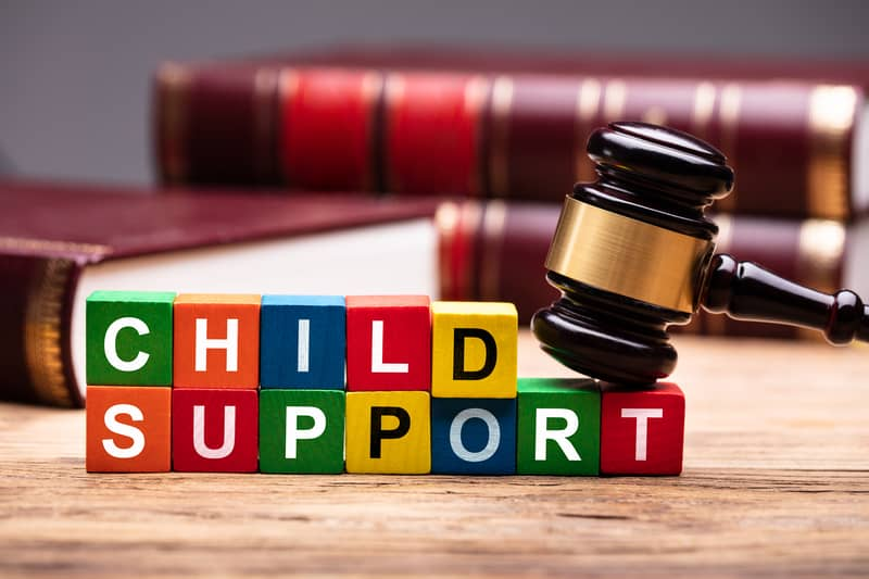 How much is Child Support?